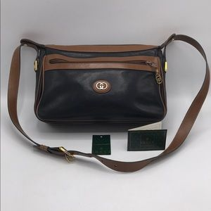 Authentic Gucci Vintage Rare Crossbody Bag